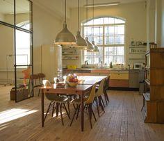 Oficina industrial, Beck Sondergaard