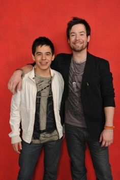 The David's - Archuleta & Cook