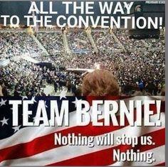 Bernie phone conversation to his delegates after the endorsement of HRC on 7/12/2016 https://soundcloud.com/lena_the_dj/bernie-7-12-16-delegate-conf-call-after-hrc-endorsement