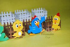 Resultado de imagem para forminha galinha pintadinha