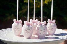 Ballet cakepop so adorable !