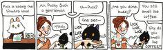 Breaking Cat News by Georgia Dunn for Sep 11, 2017 | Read Comic Strips at GoComics.com