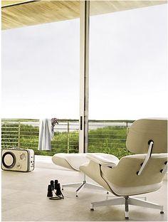Attraktiv Auch In Weiß Erhältlich: Der Eames Lounge Chair