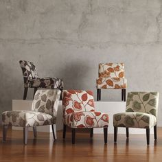 Slipper Chair Home Goods: Free Shipping on orders over $45 at Overstock.com - Your Home Goods Store! Get 5% in rewards with Club O!