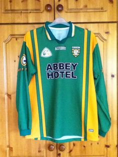 fb5cddd24 Donegal Gaelic Football Goalkeeper Jersey 2005 to 2007 Large Adult GAA 2006  Donegal