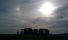 Sun dog at Stonehenge - Sun dog - Wikipedia, the free encyclopedia
