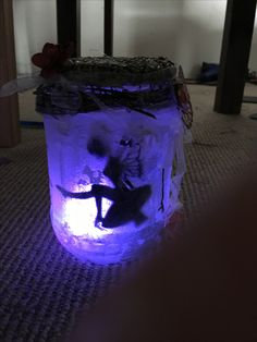Fairy Jars, Fairy Lights, Vase, Handmade, Home Decor, Hand Made, Decoration Home, Room Decor