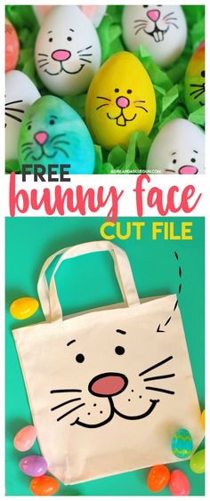 Free Easter cut files! - A girl and a glue gun perfect for silhouette or cricut
