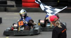 Tear up the track with off at Midlands Karting in Karting, Birmingham, Baby Strollers, Track, Baby Prams, Runway, Cart, Prams, Truck