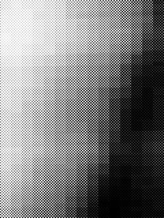 Black and white gradient background made of half tone pixels - free stock photo from www.freeimages.co.uk