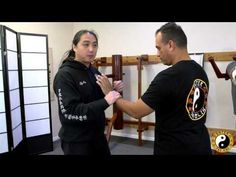 Tai Chi Push Hands | Basic Principles | Learning How To Feel Energy & Control It - YouTube