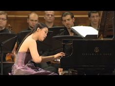 Yeol Eum Son ---- KB: All the things. Son is a wonderfully rare talent and a complete thrill to observe. Would give anything to see her live. This is a Mozart piano concerto as it's meant to be played. She also talks to herself like a weirdo Glenn Gould.