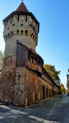 Sibiu, Transylvania, Romania, by Mirela Felicia Catalinoiu Beautiful Castles, Beautiful Buildings, Beautiful Places, Beautiful Scenery, Sibiu Romania, Cultural Capital, Top Destinations, Future Travel, Landscape Photos