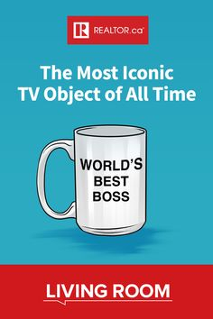 We're dusting off the ring in preparation for our next bracket challenge to determine TV's most iconic accessory.  Learn more about how you can vote for your favourite on REALTOR.ca Living Room.  #bracketchallenge #televisionsets #tvset #iconicdecor #popculture #tvaccessories #popcultureitems #replicaitems #setdesign