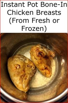 Bring a look into the refrigerator, and chances are, you're going to locate some frozen chicken. It's a protein staple in any omnivorous house… Frozen Chicken Wings, Frozen Chicken Recipes, Breast Recipe, How To Cook Chicken, Slow Cooker Recipes, Refrigerator, Instant Pot, Breathe, Crisp