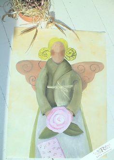 Andělka Aghate pro Vaše domovy