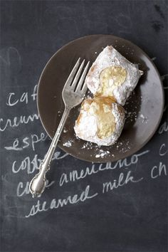 Beignets with the Big Easy Touch
