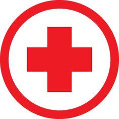 American Red Cross, Four Square, Survival Stuff, Logos, Badges, Artists, Logo, Badge