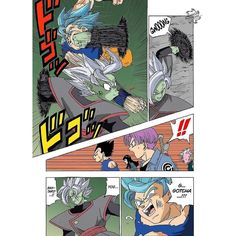Dragonball super manga is awesome!   from @crazydbz  please give credit if reposted thanks Follow: @dbz.go for more hot content! stay saiyan!  Your Opinion Is Important: Leave A Comment