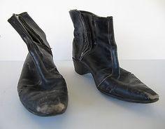 New York Dolls Jerry Nolan Boots