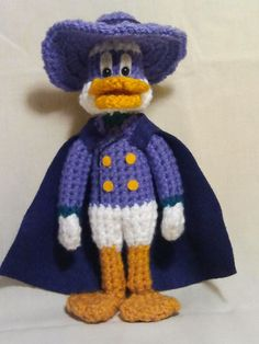 Picture of Darkwing Duck!