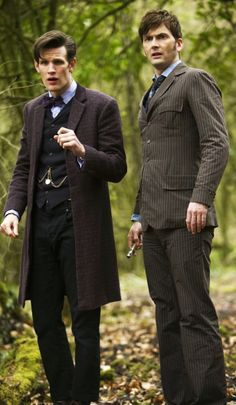 Two Doctors are better than one.