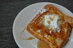 Denny's-Style French Toast Recipe ~ Easy Kitchen for Busy Women