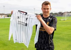 ~ Simon Mignolet has signed with Liverpool FC ~
