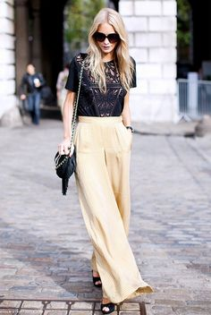 Love this outfit...not sure I could pull it off, but adorable! **What You Should Never Wear To A Wedding via @WhoWhatWear