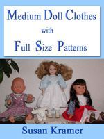 Various links to patterns (free, but not for commercial use) for AG dolls!