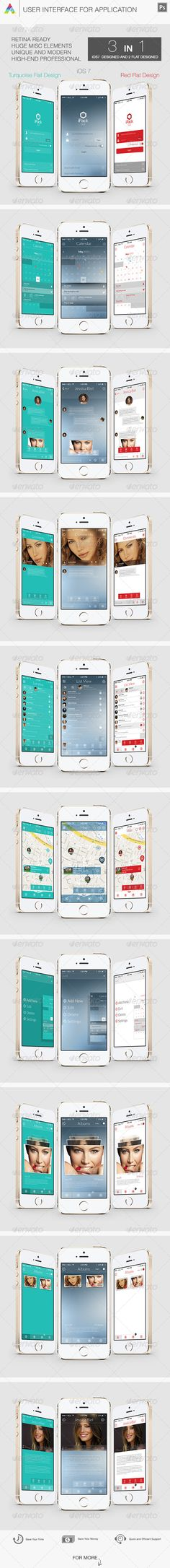 app, buttons, chat, complete, dashboard, designer, elements, extras ...