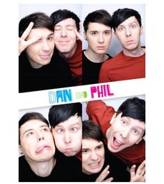 Is there any peronal space or does phil have to always lean/sit on dan
