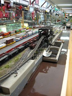 Medina Railroad Museum HO Scale Model Train Layout (11) | by a69mustang4me