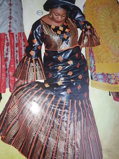 African Dresses For Women, African Attire, African Wear, African Fashion Dresses, African Women, Fashion Outfits, Womens Fashion, African American Fashion, African Print Fashion