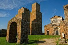 Tuscania. Photo G. Bronzetti