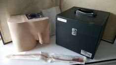 Simulator voor katheterisatie bij mannen
