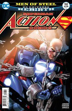 Action Comics #968 - Men of Steel Part 2 (Issue)