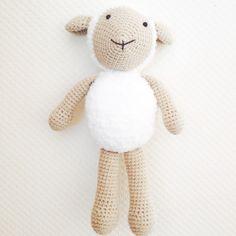 Petit mouton Frimousse