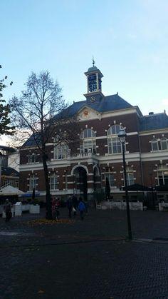 Oude stadhuis Apeldoorn Raadhuisplein 5 November 2016 - Fotograaf Moric van der Meer.