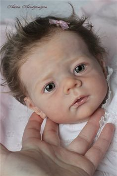 Кукла реборн Амели - прототип Karlotta от Karola Wegerich. Художник А. Арутюнян / Куклы Реборн Беби - фото, изготовление своими руками. Reborn Baby doll - оцените мастерство / Бэйбики. Куклы фото. Одежда для кукол