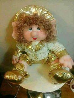 Sculpting, Diy And Crafts, Dolls, Disney Princess, Halloween, Disney Characters, Manta Polar, Google, Papa Noel