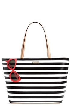 kate spade new york 'splash out - francis' tote available at #Nordstrom