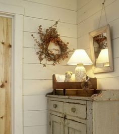 Primitive country country-decor