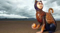 Sergio Bustamante y sus impresionantes esculturas | FOTOS