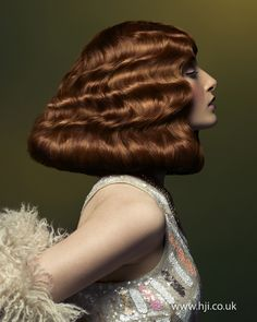 Tracey Gallagher London Hairdresser of the Year finalist