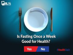 Thousands of people #fast in India due to several religious reasons. But scientifically, is fasting once a week good for health? You Answer! #Quiz #HealthQuiz