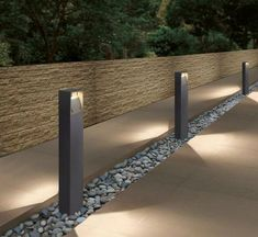 LED lighting has been embraced in the recent past due to its widely dependable nature as compared to the other types of lighting. LED is an abbreviation for… Outdoor Path Lighting, Driveway Lighting, Bollard Lighting, Backyard Lighting, Rustic Lighting, Exterior Lighting, Lighting Design, Lighting Ideas, Led Garden Lights