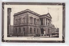 Group Of People Moorhead Poster Town Hall Accrington Lancashire 6 Apr 1912 | eBay