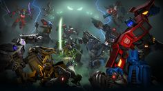ActionPacked 3D RPG Transformers: Forged to Fight Rolls Out on iOS
