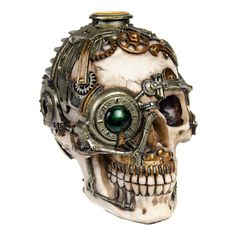 Nemesis Now Steampunk Candle Holder (Multi)
